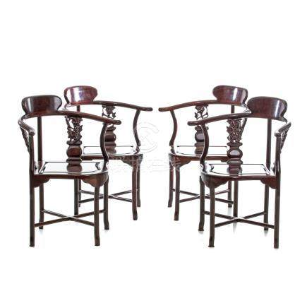Four corner chairs, Minguo
