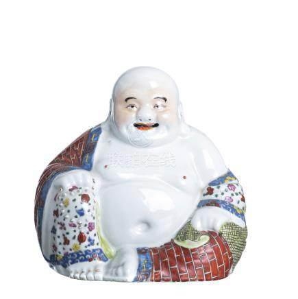Chinese porcelain Buddha, Minguo
