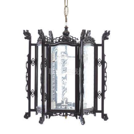 Chinese ceiling lantern