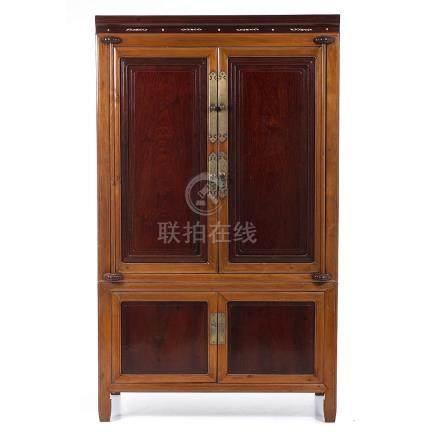 Chinese hongmu cabinet, Minguo