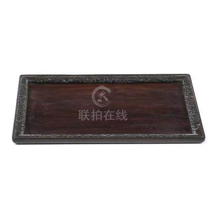 Chinese tray, Minguo