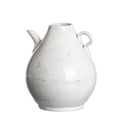 Wine Jug in Chinese ceramic, Tang