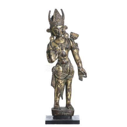 Western Tibet Avalokiteshvara bodhisattva