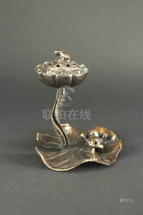 Japanese Copper Censer