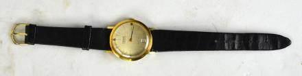 14K Tissot Men's Watch