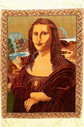 Fine Tabriz Rug (50 RAJ Quality) 'Mona Lisa',