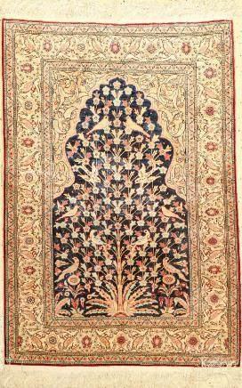 Silk Kaisery Rug,