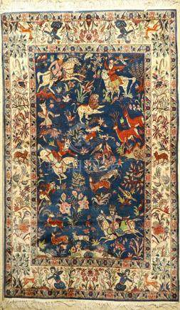 Lahore Rug (The Hunting),
