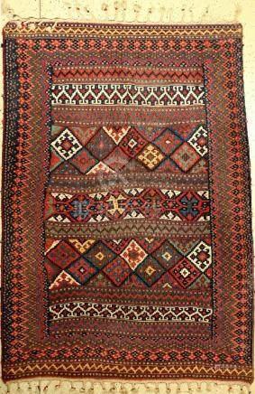 Fine & Rare Bakhtiari 'Kilim',