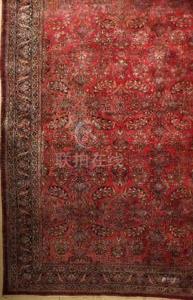 Large Kashan 'Oversize-Carpet',