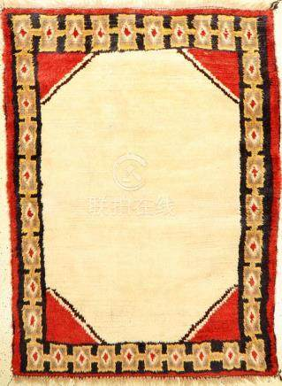 Double-Sided Gabbeh Rug,