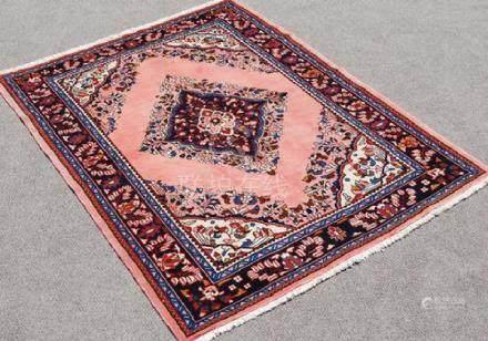 Detailed Semi Antique Persian Lilian 5.8x6.11