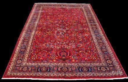 Large Quite Stunning Authentic Persian Mashhad