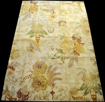 Extremely Stylish Modern Contemporary Rug 5.6x8.6