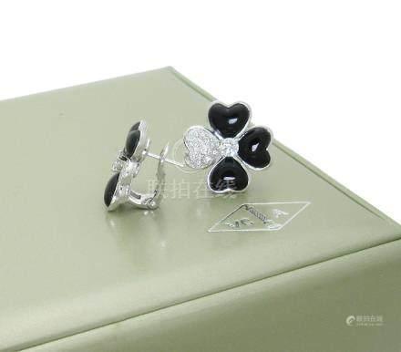 Van Cleef & Arpels Cosmos earrings, medium mode