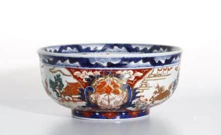 Japanese Imari Style Bowl