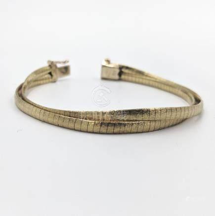 Italian Florentine Band Bracelet