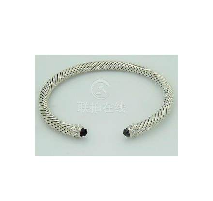 David Yurman 925 Sterling Silver Cable 5mm Classics