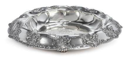 AN AMERICAN SILVER CENTERPIECE, TIFFANY & CO., NEW YORK, DAT