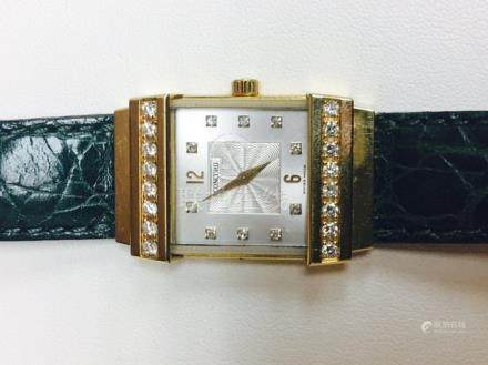 Concord Crystale 18K Gold VVS Factory Fitted Diamonds