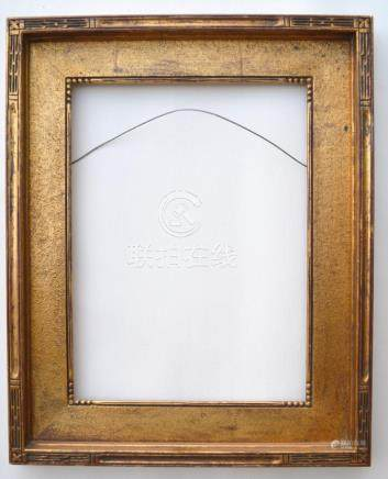 GILT CARVED FRAME