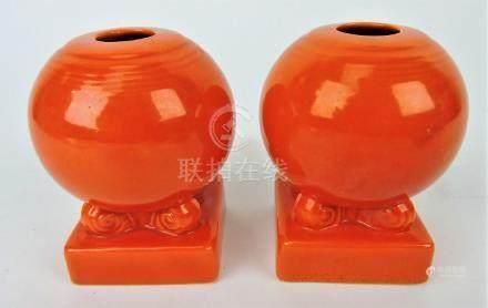 Fiesta bulb candle holders,
