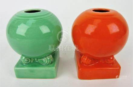 Fiesta bulb candle holder,
