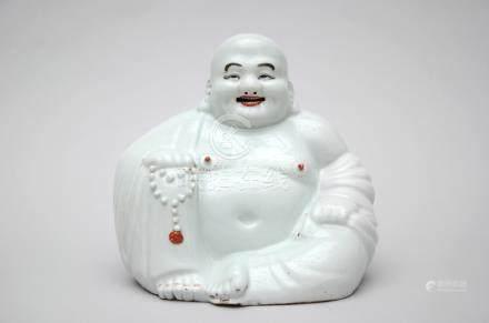 A putai in Chinese porcelain (27cm)
