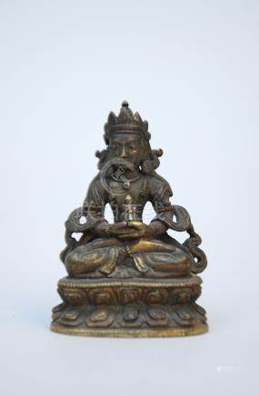 Small Chinese sculpture 'Amitayus' (5cm)