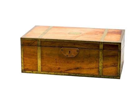 A HUANGHUALI DOCUMENT BOX (Y)