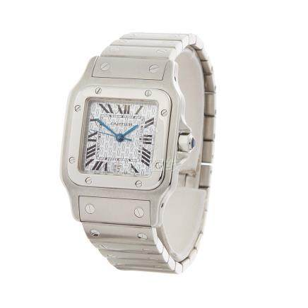 2010 Cartier Santos Galbee Stainless Steel - 1564 or W20018D6