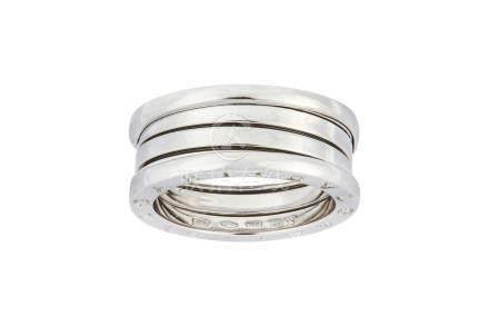 A B.Zero ring, by Bulgari