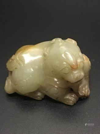 Chinese Archaic 'Beast' Jade