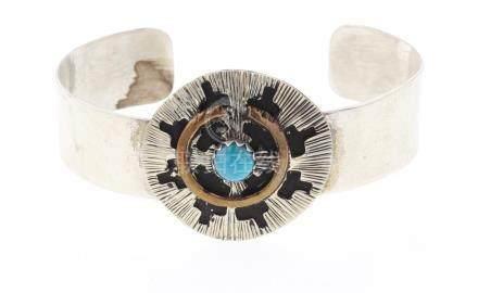 ccg Vintage Turquoise Bracelet