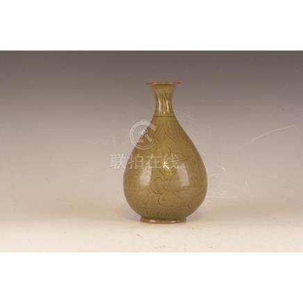 A Gung Ware Vase