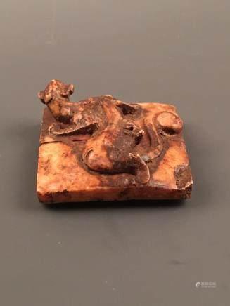 Chinese Archaic Jade Stone
