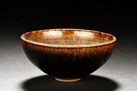 JIZHOU WARE GLAZED BOWL