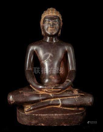 18th Century Pala Style Meditation Buddha