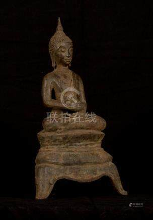 19th Century U Thong Charity Gautama Buddha