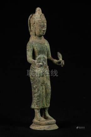 18th Century Standing Indian Shiva