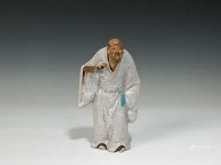 石灣哥釉人物像