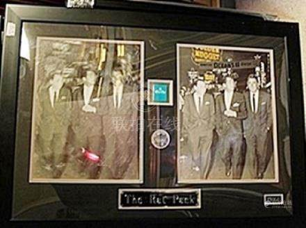Giclee Photograph of The Rat Pack