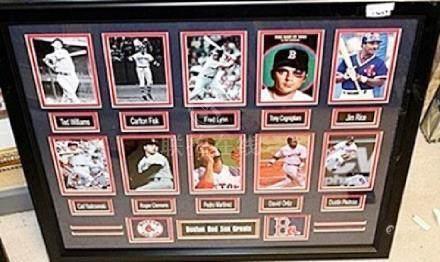 Boston Red Sox Greats AR5705