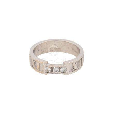 TIFFANY & CO Ring, Größe 53,5.