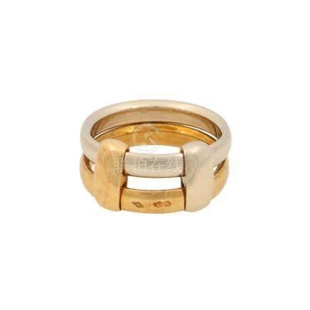 HERMÈS Ring, Größe 60.