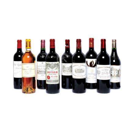 Duclot, best Bordeaux Wines of 2007, in original box, 9 bott