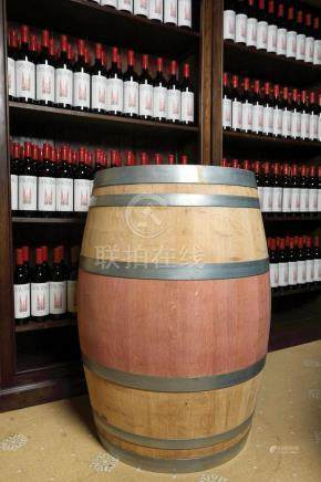 2017 Davino Flamboyant Wine Barrel, aprox. 230 bottles x 75