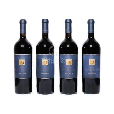 2000 Darioush, Cabernet Sauvignon, Napa Valley, 4 bottles x