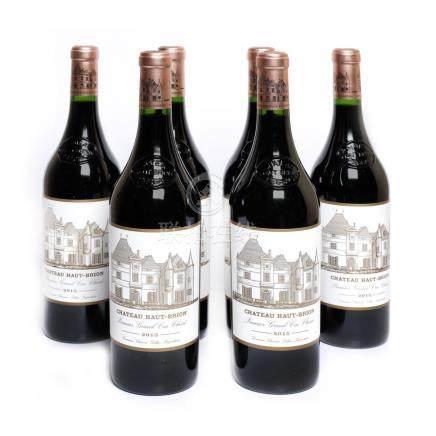 2015 Château Haut-Brion, 6 bottles x 75 cl