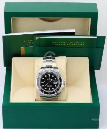 Rolex 50th Anniversary Sea-Dweller 43mm Watch Model: 126600